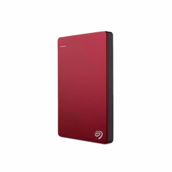 SEAGATE Backup Plus SLIM USB 3.0 4TB - MERAH