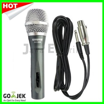 Shure Mic Kabel Shure SH-98M Profesional Microphone Cable