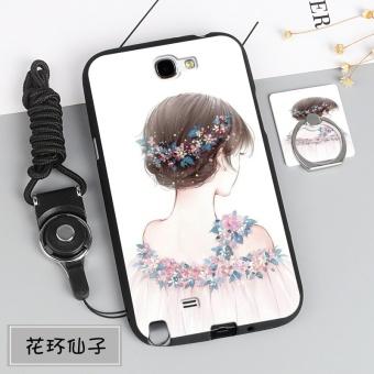 Case Autofocus Softcase Magnetic Ring Oppo F7. Source · Silica Gel Soft Casing Ponsel untuk Samsung Galaxy Note 2 (N7100) dengan Tali dan