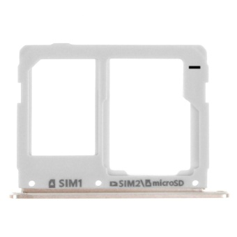 SIM Card Tray Slot Holder For Samsung Galaxy A3(2016)/A310 PhoneReplacement (