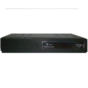SkyBox Set Top Box DVB-T2 HD MPEG4 Perangkat Penerima Televisi Siaran Digital - Hitam