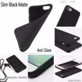 SLIM MATTE CASE BLACK DOVE FOR SAMSUNG GALAXY J7 PLUS - BLACK - 4