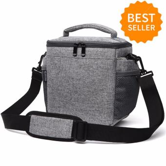 SLR Sling Bag Tas Ransel Kamera Fotografi Kamera Kamera Video Bag Photo Tas KAMERA DSLR
