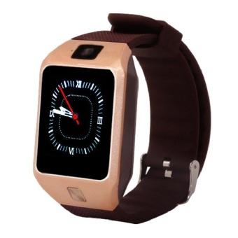 Smart Watch Ponsel DZ09S Dukungan Kartu SIM Sport dan Sehat Mengingatkan untuk IOS dan Ponsel Android
