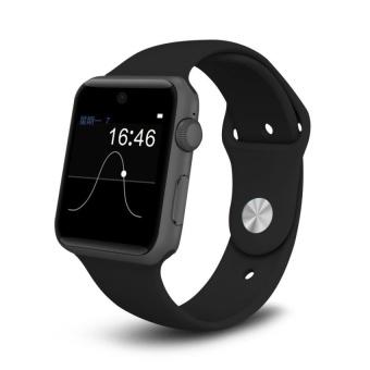 SmartWatch DM09 HD Layar Mendukung Kartu SIM Smart Bluetooth Wearable Perangkat Smart Watch untuk Apple Android