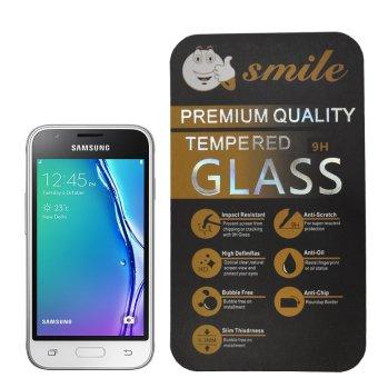 Smile Tempered Glass Untuk Samsung Galaxy J1 Mini