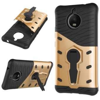 Sniper Hybrid Phone Cover Case for Motorola Moto E4 Plus - intl