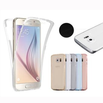 Softcase 360 Case Samsung A7 2016 / A710 Ultra-thin For Depan Belakang