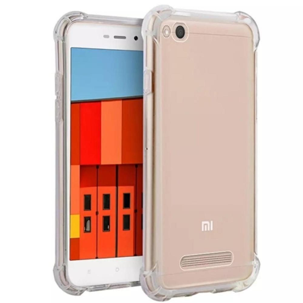 Jak Shop Softcase Anti Shock / Anti Crack Case Xiaomi Redmi 4A - Clear ...