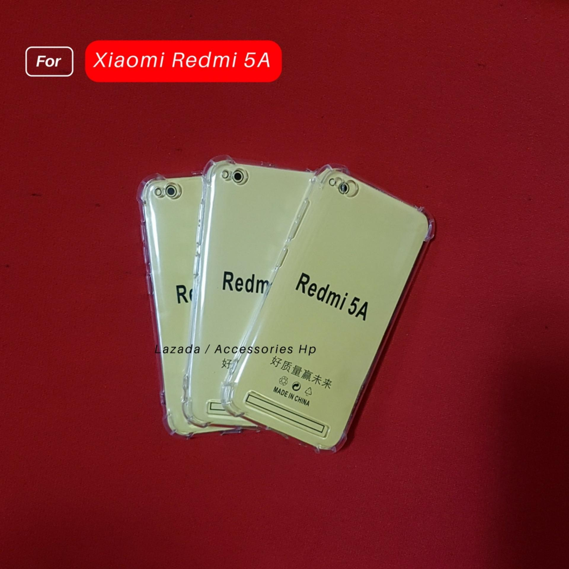 Fitur Case Xiaomi Redmi 5a Ultrathin Anti Crack Luxury Softcase Silikon Anticrack Slim Shock Clear