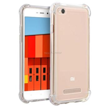 Softcase AntiCrack for XIAOMI Redmi 4A - White Clear