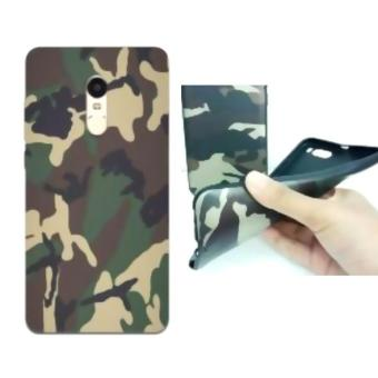 Softcase Case Army for Xiaomi Redmi NOTE 4 / 4X - ABS