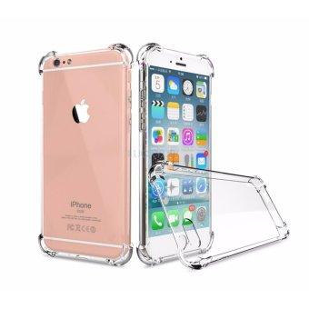 Softcase Silicon Anti Shock / Anti Crack Elegant Softcase for Apple iPhone 6 / 6s /