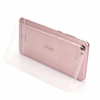Softcase Silicon Ultrathin for Vivo Y55 - Clear. Brands: Case