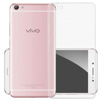 Softcase Ultrathin Silicon Jelly Case For Vivo V5 / Y67 - Clear