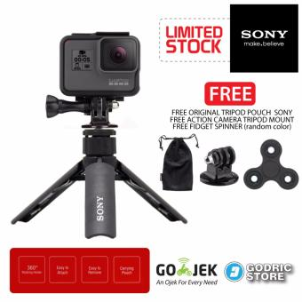 SONY SPA-MK20M Mini Tripod Smartphone Action Camera GoPro Brica Xiaomi Yi Free Spinner &