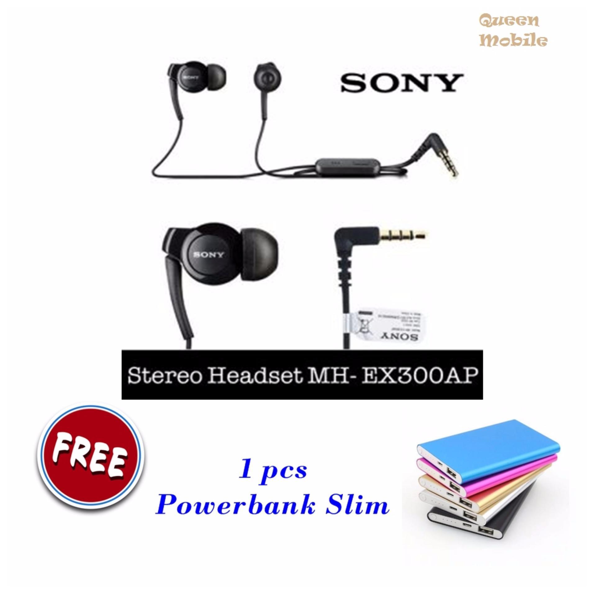 Cek Harga Baru Stereo Headset Sony Mh750 Putih Terkini Situs Mdr 700ap Powerbank Slim