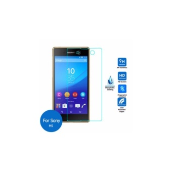 Sony Xperia M5 Tempered Glass Protector / Anti Gores Kaca