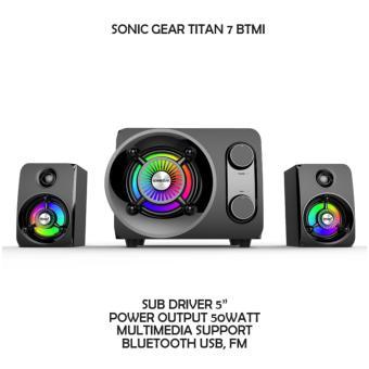 SP Speaker SonicGear Titan 7 BTMI (2017)