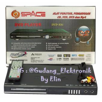 Space DVD Player 106 ( Full Karaoke Function )