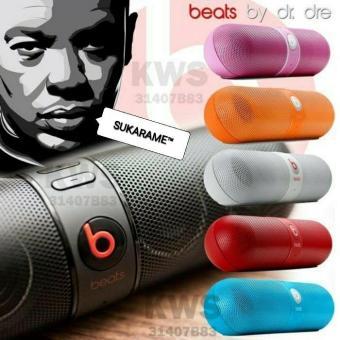harga Speaker Bluetooth Beats Pill by Dr.Dre Lazada.co.id