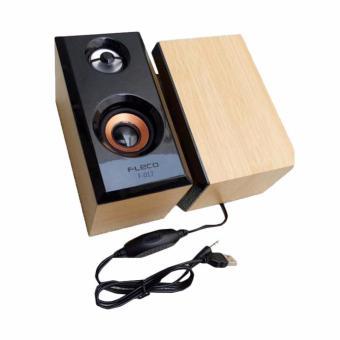 Speaker Portable Digital - Fleco - Support Bass Power