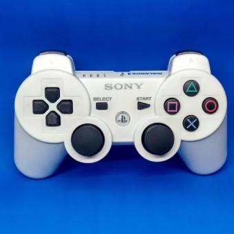 Stik PS3 PlayStation 3 Wireless Controller (White)