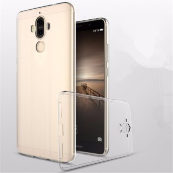 Super Thin Silicon Transparent Phone Case For Huawei Mate 9 - intl