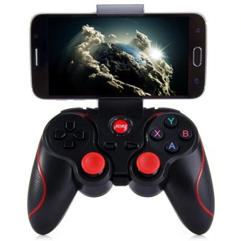 T3 Wireless Bluetooth 3.0 Gamepad Joystick for Android Smartphone - intl