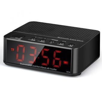 Taffware Speaker Bluetooth-Jam Alarm Dengan Speaker Bluetooth KD-66