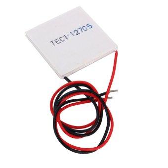 TEC1-12705 Heatsink Thermoelectric Cooler Cooling Peltier PlateModule - intl