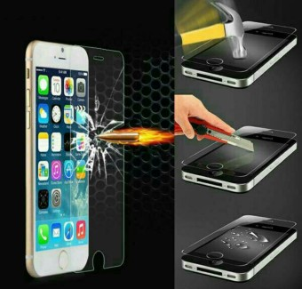 Tempered Glass for Oppo F1S A59 Selfie Expert Anti Gores Kaca/ Screen Guard - Clear