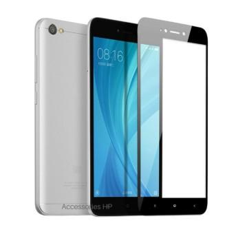Tempered Glass Full Warna Xiaomi Redmi Note 5A ( Non Fingerprint)