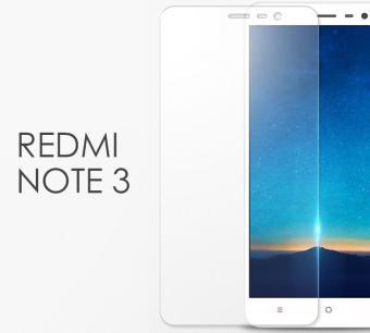Tempered Glass Kaca Original For Xiaomi Redmi Note 3 / Note 3 Pro - Clear