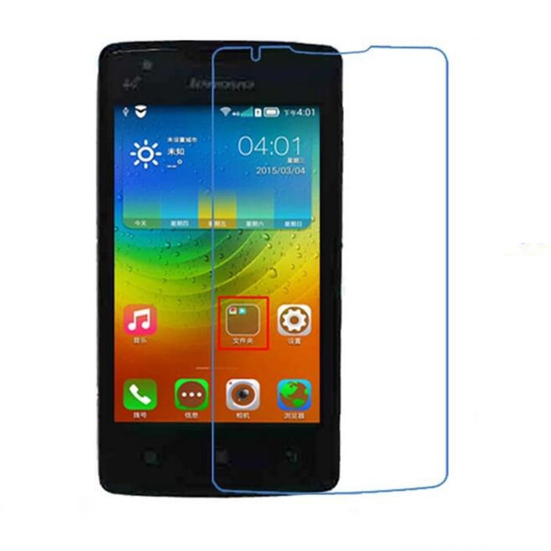 Vn Lenovo A1000 / Vibe A Tempered Glass Screen Protector 0.32mm - Anti Crash Film