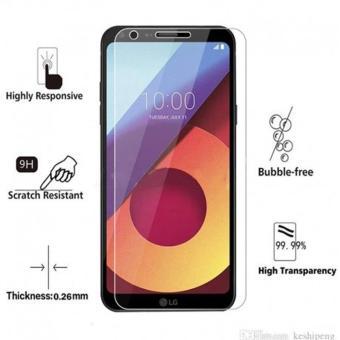 Tempered Glass LG Q6 Ukuran 5.5 Inch Temper Anti Gores Kaca 9H / Pelindung Layar /