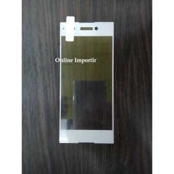Tempered Glass Protector 3D Full Cover for Sony Xperia XA1 Anti Gores Kaca Full Cover