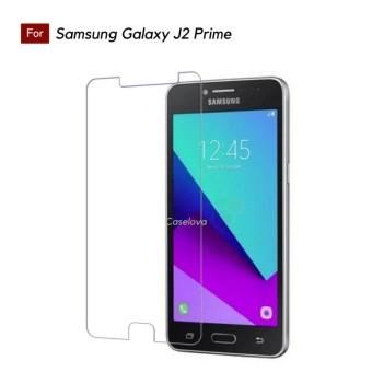 Tempered Glass Screen Protector Anti Gores Kaca Samsung Galaxy J2 Prime / SM-GM32 -