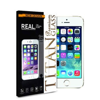 Titan Tempered Glass for Iphone 6 Plus / 6S Plus Depan Belakang 2in1 - Anti Gores