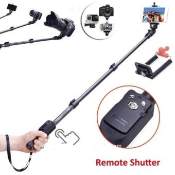 Tongsis Monopod YUNTENG YT-1288 Professional Selfie Stick Go Pro