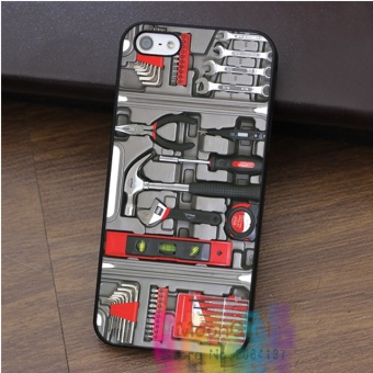TOOL KIT 2 For Iphone 8 Protection Mobile Phone Case Cover TPU Soft Case - intl