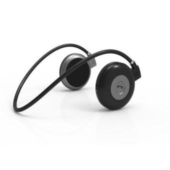 Headphone Bluetooth Headphone One Sports Terbaik dengan Mikrofon Built-In untuk Berlari/Berolahraga