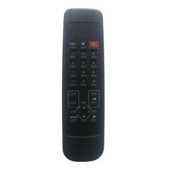 Toshiba Remote Control Universal TV Tabung CRT - Hitam