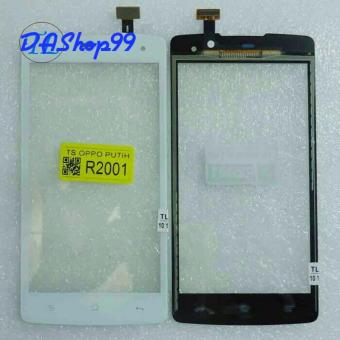 TOUCHSCREEN OPPO R2001 / OPPO YOYO WHITE / BLACK