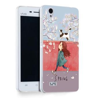 TPU Soft Phone Case for VIVO Y31 (Multicolor)