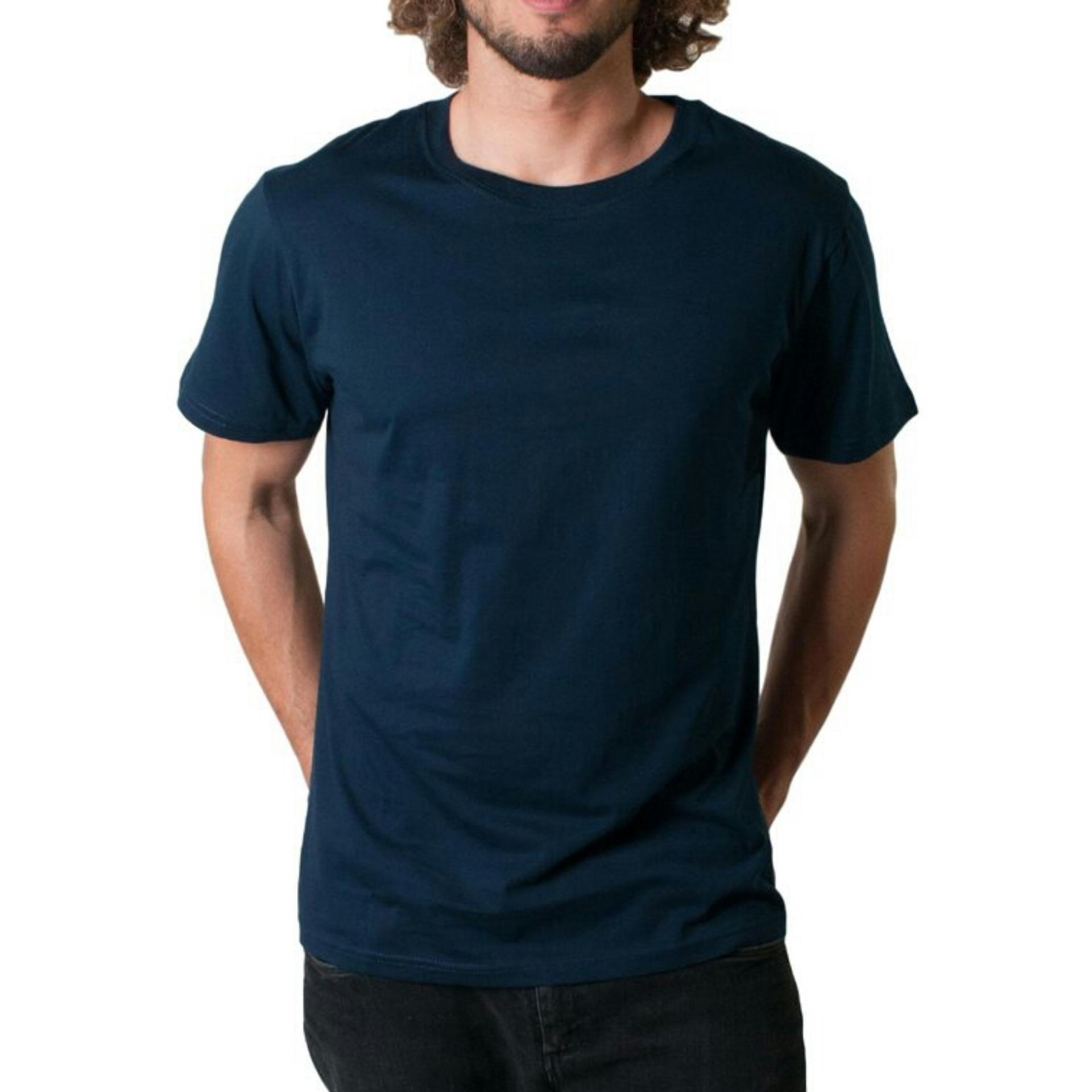 Cek Harga Baru Kaos Polos O Neck Cotton Combed 20s Lengan Panjang Size Xl Tradewear T Shirt Pendek