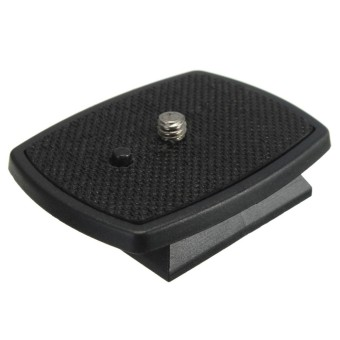 Tripod Quick Release Plate Screw Adapter Mount Head untuk DSLR SLR Kamera Digital-Internasional