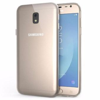 Twelven TPU Case Ultra Thin for Samsung J330 J3 Pro 2017 - Clear