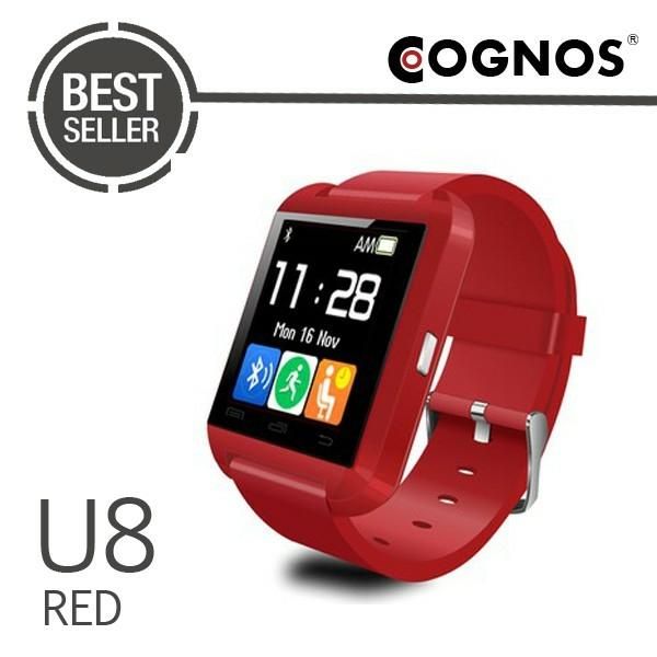 harga U8 Smartwatch For Android and iOS Smart Watch Jam Tangan HP - Bluethooth Lazada.co.id