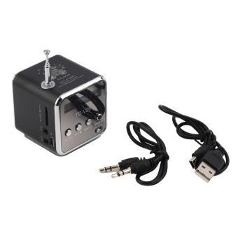UINN Portable TF USB Mini Stereo Speaker Music Player FM Radio PC MP3 /4 -